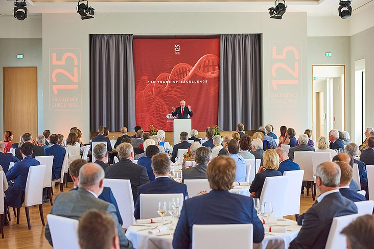 Festakt »125 Years of Excellence«