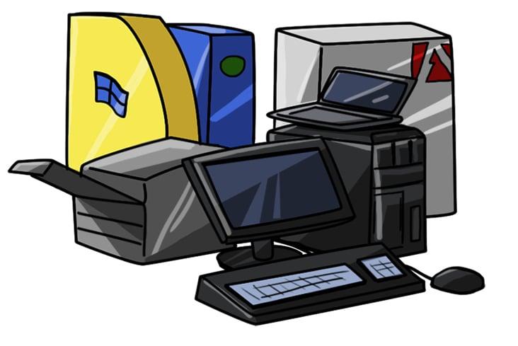 Computer, Notebooks