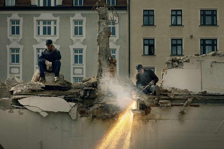 Marc Dietenmeier fotografiert für Baywobau– Bauträger München