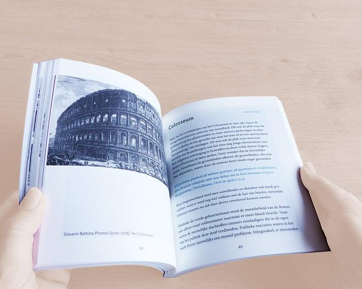 DE VEREEUWIGDE STAD | IMAGE EDITORIAL + MAPS