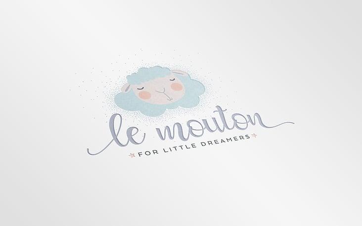 Logodesign le mouton