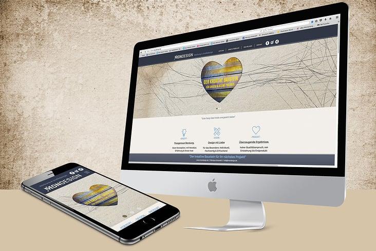 Webdesign/Responsive