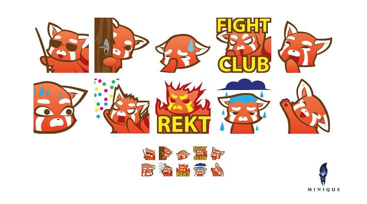 Emotes Set 2