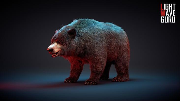 BEAR FFX OCTANE 04