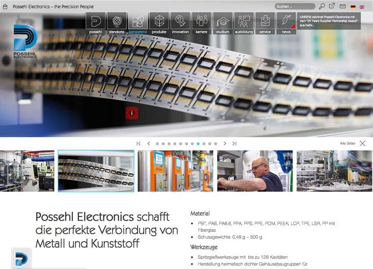possehl web 3
