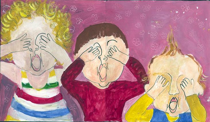 "Kinderbuchprojekt ""Anja"""