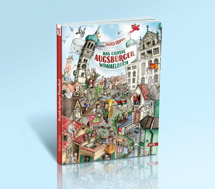Das grosse Augsburger Wimmelbuch