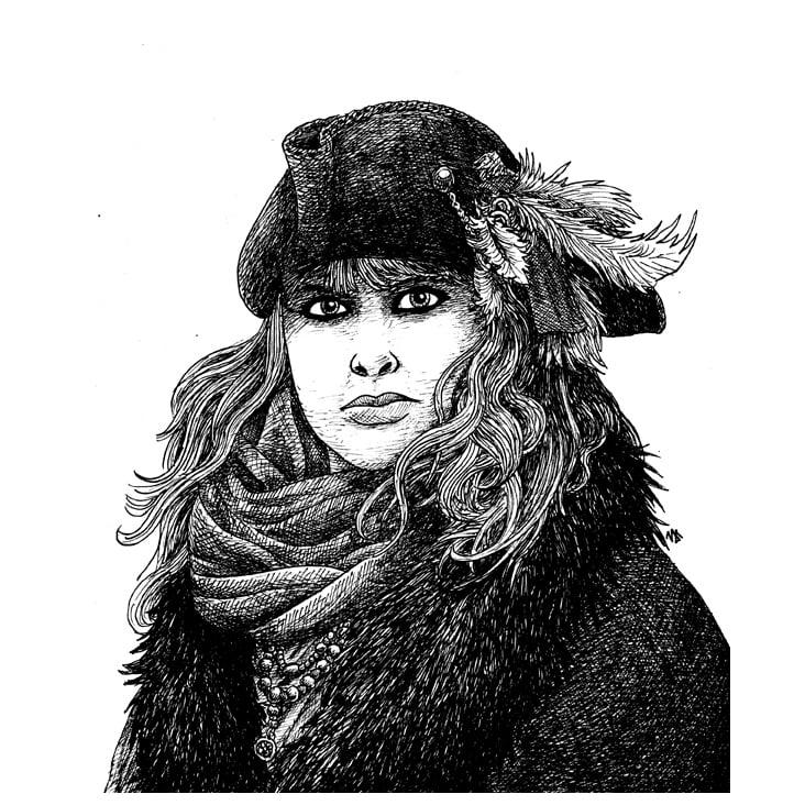 Portrait Sara
