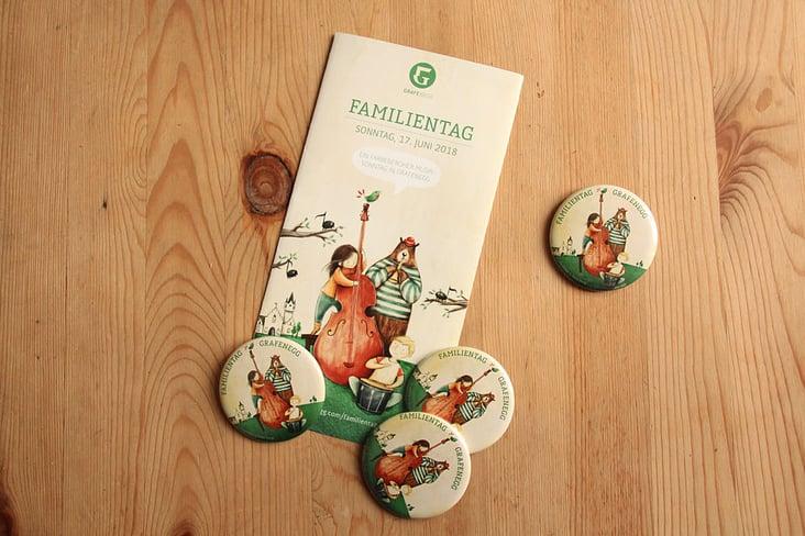 Buttons & Folder