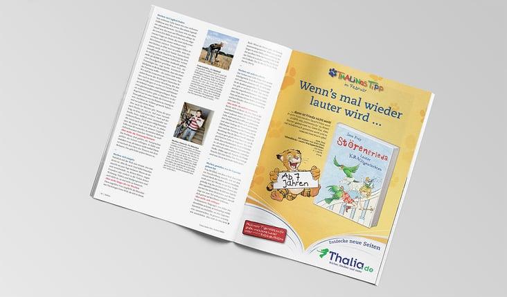 Thalia Buchhandlungen DACH