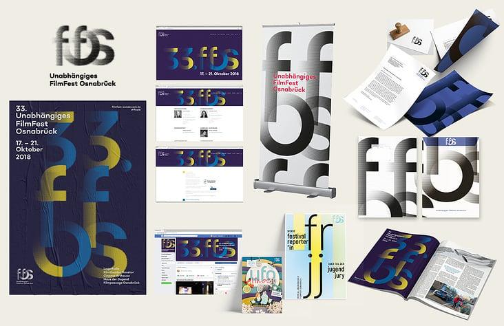 Wort-Bildmarke, Plakat, Geschäftsausstattung, Roll-Up …