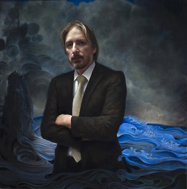 Portrait of Matt Gonzalez, San Francisco Public Defender