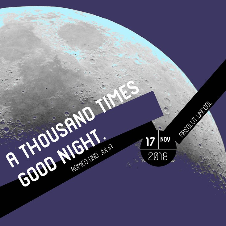 A Thousand Times Good Night   |   absolut. uncool