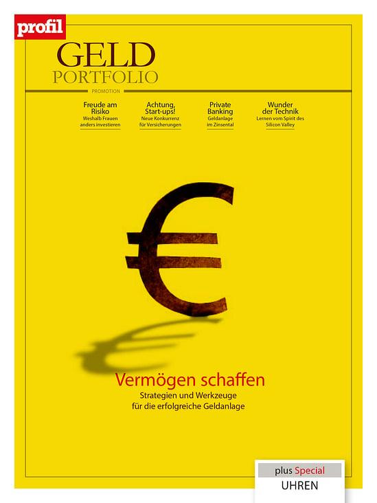 Projektleitung Geld Spezial profil Portfolio