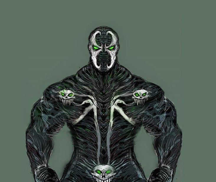 spawn suit design