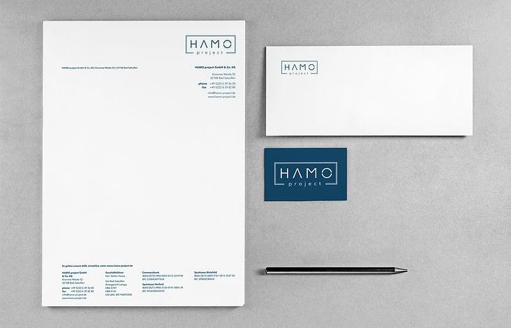 HAMO Ladenbau – Geschäftsausstattung
