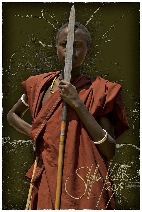 """""""We know where we come from, but we do not know where we are going."""" (Masai adage)"""