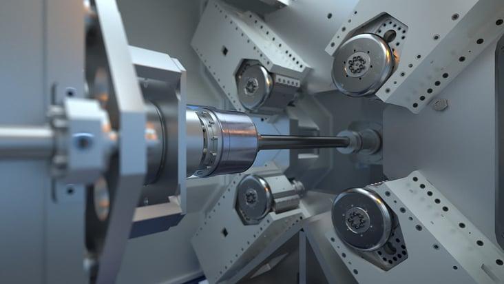 VR-Anwendugn und Animation für WF-Maschinenbau
