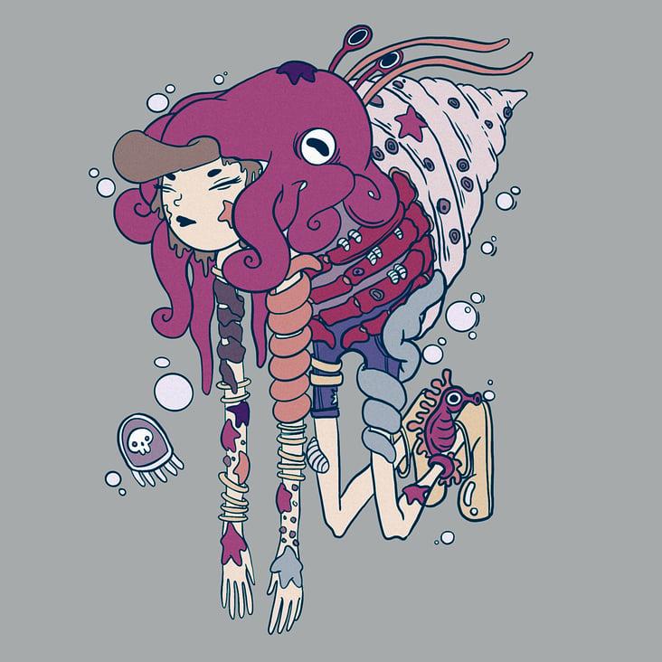octo girl