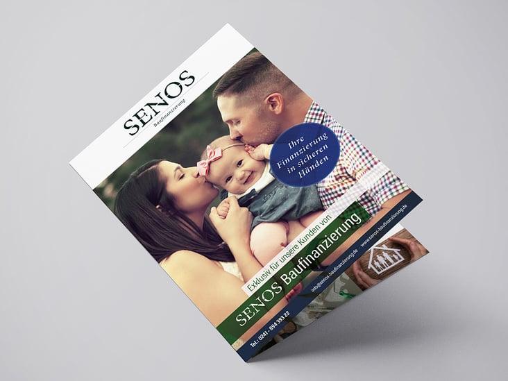 SENOS A4 Flyer