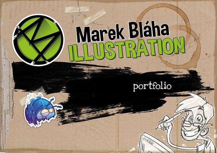Marek Bláha Portfolio 2018−2019
