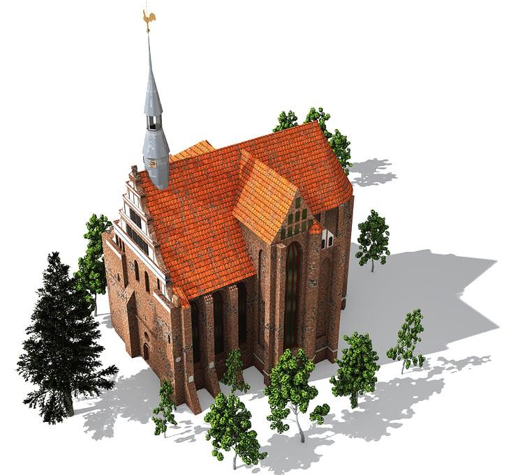 Erlebniskarte Brandenburg– Wunderblutkirche