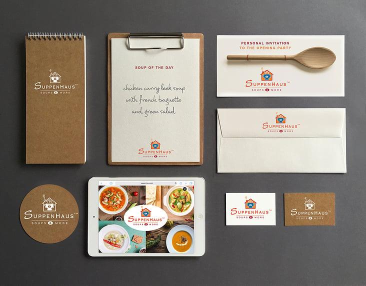 Logo + Corporate Design