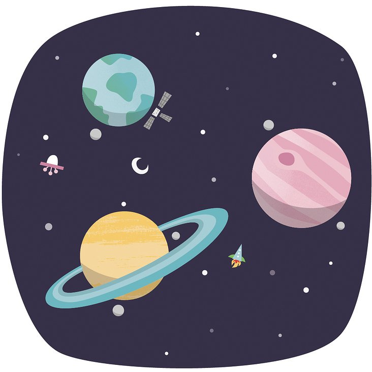 Planets – Python – Coding for Kids