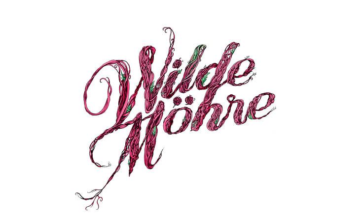 Wilde Möhre Festival Logo