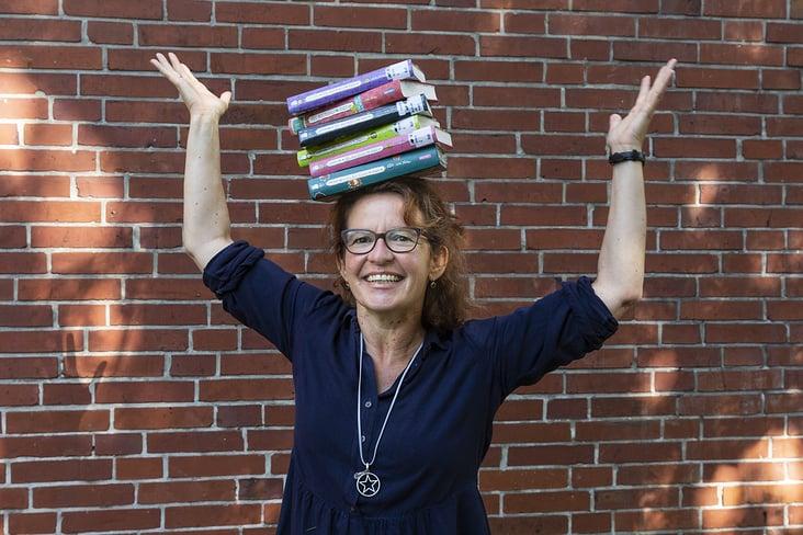 Margit Auer Buchautorin für Weser-Kurier