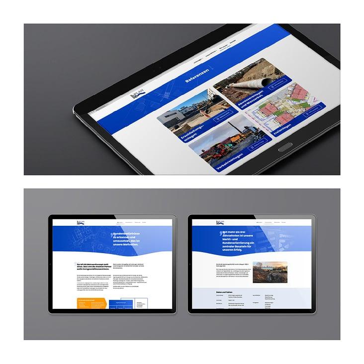 bPLAN Website