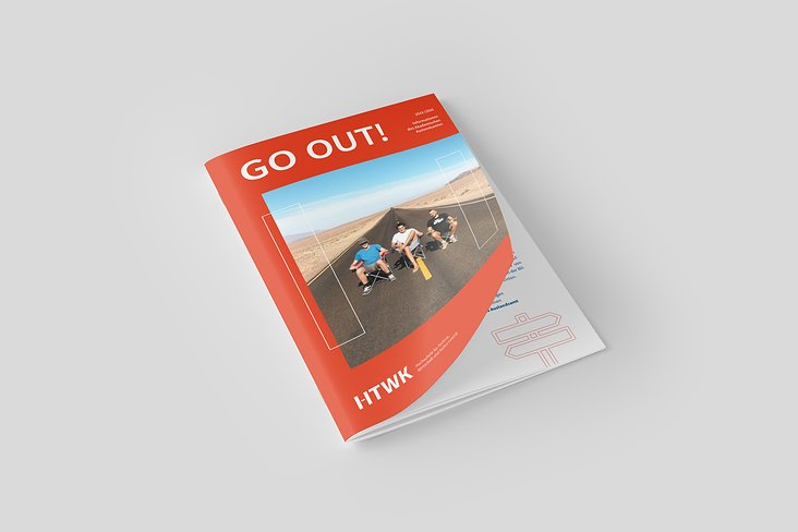 Neues Cover der GO OUT!