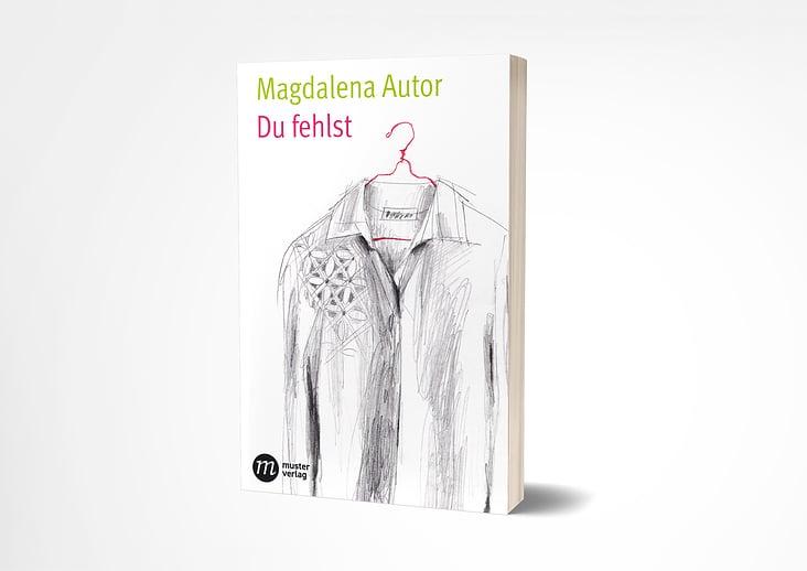 Buchumschlag / Freier Entwurf zu fiktivem Roman (eigene Illu)