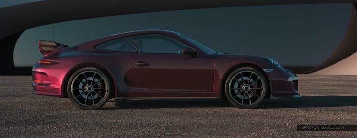 Porsche GT 3 RS