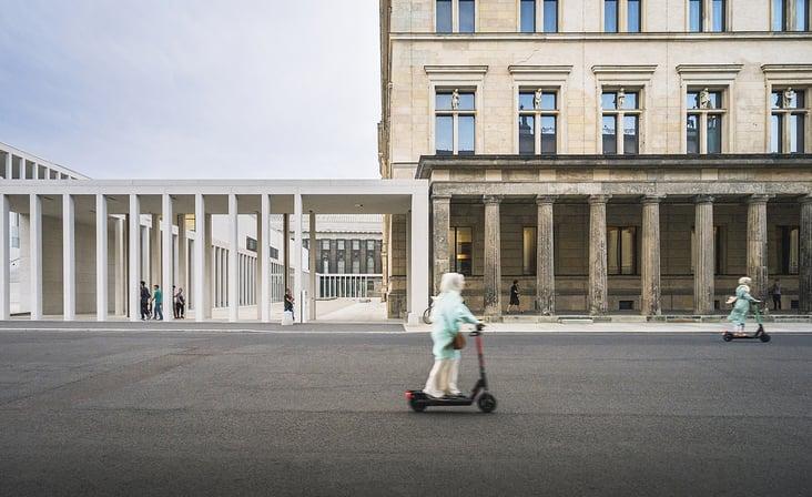 David Chipperfield architect | James Simon Galerie, Berlin