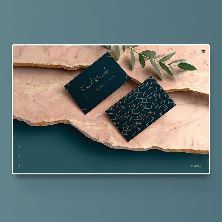 Elegang Brand Concept