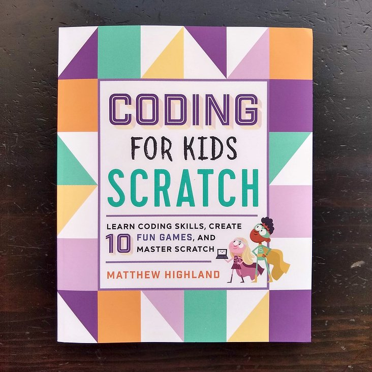 Coding for Kids: Scratch Cover