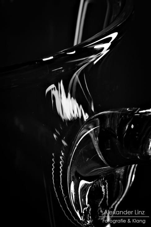 Glas– Studio-Fotografie