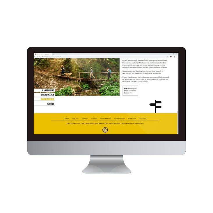 LaDogs Webdesign & Frontendentwicklung