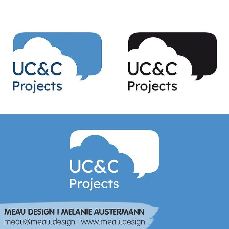 Logogestaltung – UC&C Projects GmbH