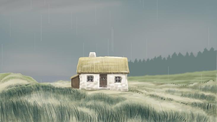 Gewitterregen 2