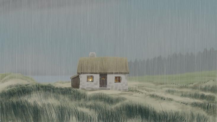 Gewitterregen 3