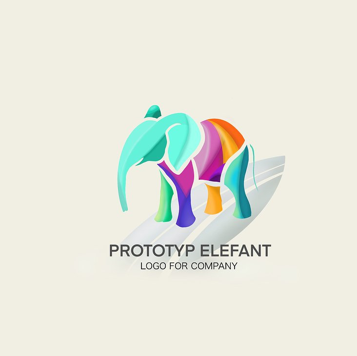 Logotype Elephant