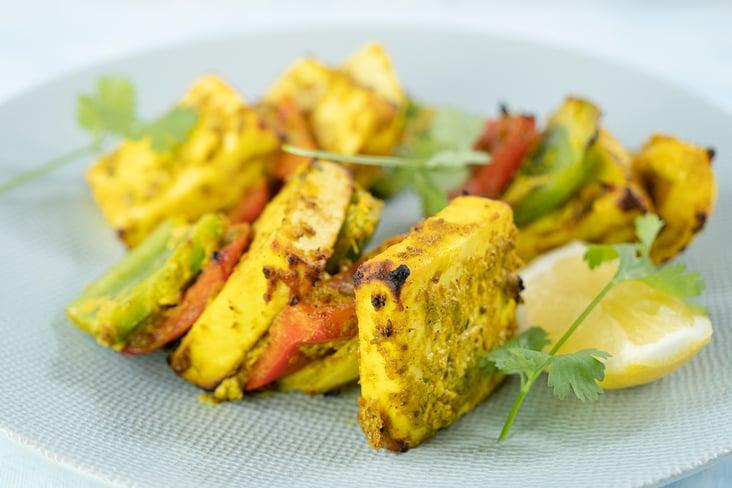 Indische Gerichte: Bahadur Restaurant– 4