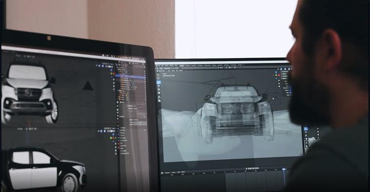 3D Design Workflow
