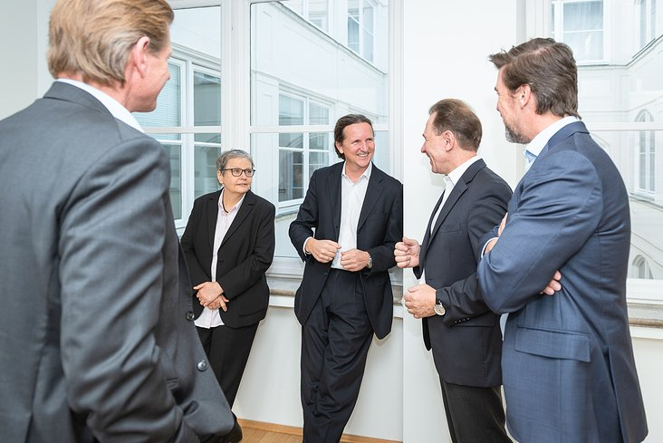 Employer Branding | Business Fotografie für EIP Executive Interim Partners