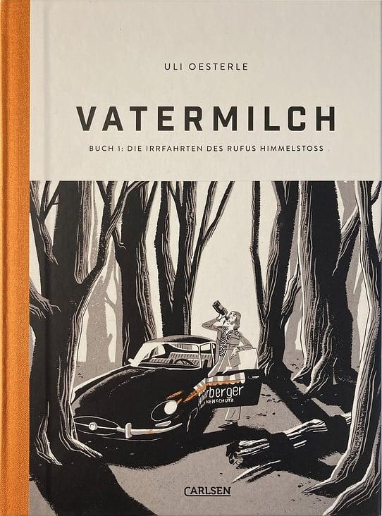 VATERMILCH– Graphic Novel, Carlsen 2020