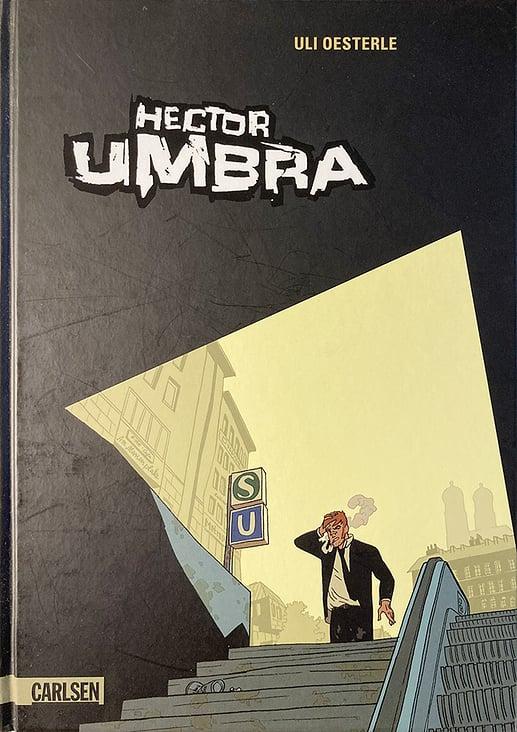 HECTOR UMBRA– Graphic Novel, Carlsen 2009