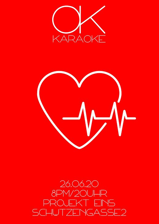OK Karaoke – Clinical – 26.06.20