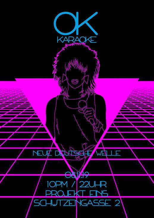 OK Karaoke– Neue Deutsche Welle– 08.11.19
